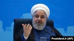 Президентът на Иран Хасан Рохани