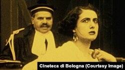 """Франческа Бертини в фильме """"Ассунта Спина"""", 1915"""