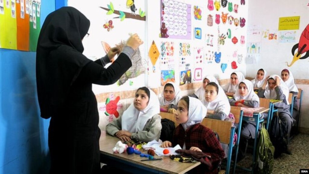 You can't be a woman and teach in Iran if you get migraines, have breast or ovarian cancer, are infertile, or have too much facial hair, according to controversial new guidelines. (file photo)
