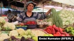 Ош шаарындагы базар