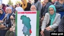 За последний месяц у ингушской оппозиции появилась реальная поддержка среди населения, которую трудно не заметить