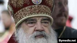 Патрыяршы Экзарх усяе Беларусі, мітрапаліт Менскі і Слуцкі Філарэт.