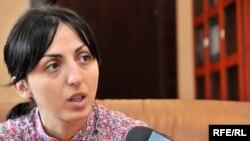თინა ბურჯალიანი, იუსტიციის მინისტრის მოადგილე