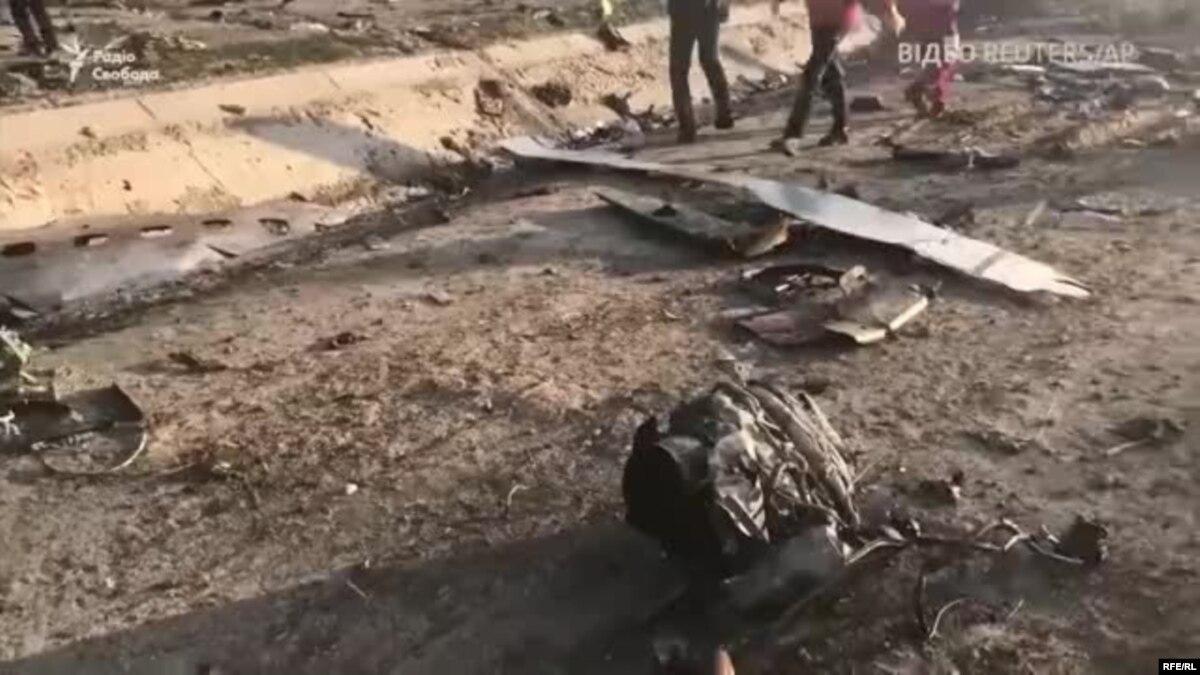 Падения украинского самолета в Иране: кто будет расследовать и кто ответит?