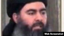 Лидер Исламского государства аль-Багдади