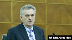 Serbian President Tomislav Nikolic (file photo)