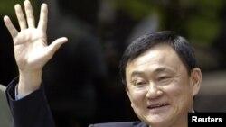 Экс-премьер Таиланда Таксин Чинават