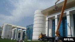 Türkmenbaşynyň Olimpiýa suw sport toplumy, Aşgabat.