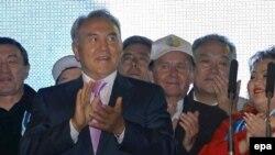 Чистотой победы своей партии удивлен даже сам казахский президент