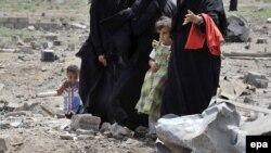 گزارش پیشین سازمان ملل متحد، ائتلاف نظامی به رهبری عربستان سعودی را مسئول ۶۰ درصد از کشتار کودکان یمن در یک سال گذشته دانسته بود