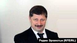 Мэр Буйнакска Гусейн Гамзатов