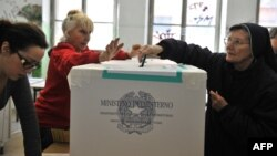 Glasanje u Rimu