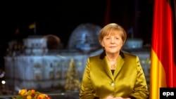 Федеральный секретарь ФРГ Ангела Меркель
