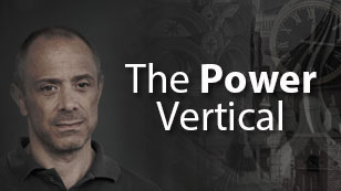 Power Vertical Podcast: Cops, Spooks, And Wiseguys