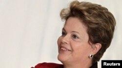 Президент Бразилии Дилма Русеф.