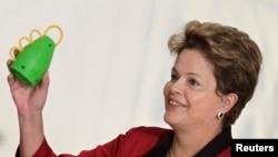 Presidentja braziliane, Dilma Rousseff
