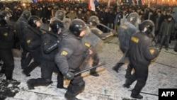 Minskdə iğtişaşlar, 20 dekabr 2010