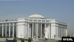 Türkmenistanyň Adalat ministrligi