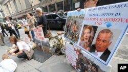 2011 йилнинг сентябр ойига келиб ўзбек пахтасини бойкот қилган Ғарб ширкатлари сони 60 дан ошди.