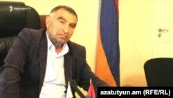 Ազատամուտի գյուղապետ Ժորա Մարտիրոսյան