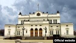 Clădirea Parlamentului la Sofia