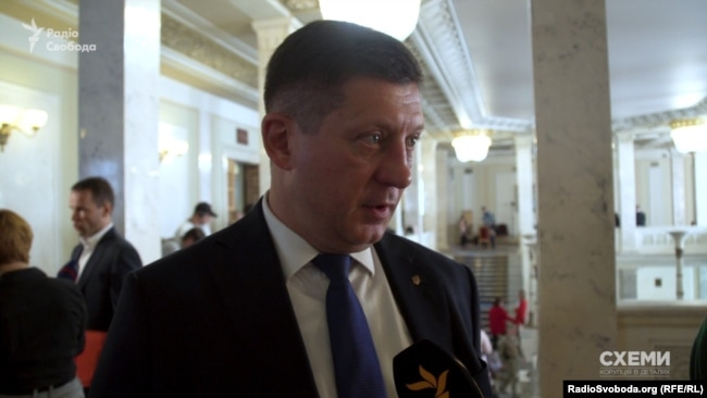 Депутат від БПП Геннадій Ткачук
