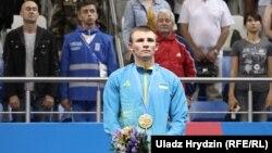 «Вихід у півфінал здобутий! Це означає як мінімум «бронзу» для українського спортсмена», – повідомили у Федерації боксу України (фото архівне)