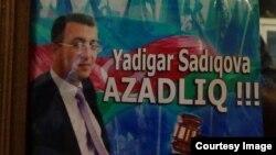 """Yadigar Sadıqov,""""Müsavat"""" partiyası başqanının müşaviri"""