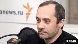 Журналист и правозащитник Александр Подрабинек в студии Радио Свобода