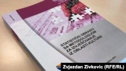 Statistički obrasci sa metodologijom za izvještavanje iz oblasti kulture