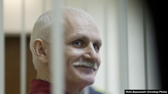 Byalyatski was sentenced to 4 and 1/2 years in prison.