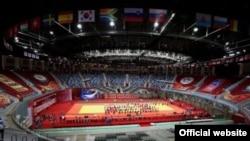 Tajikistan/Azerbaijan, Judo grand competation in Baku,