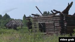 Деревня Тугулум в Свердловской области
