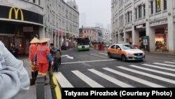 Китай после коронавируса. Иллюстративное фото.