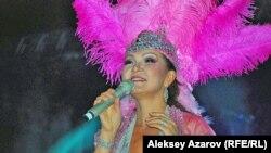 Kazakh lawmaker and amateur opera singer Darigha Nazarbaeva