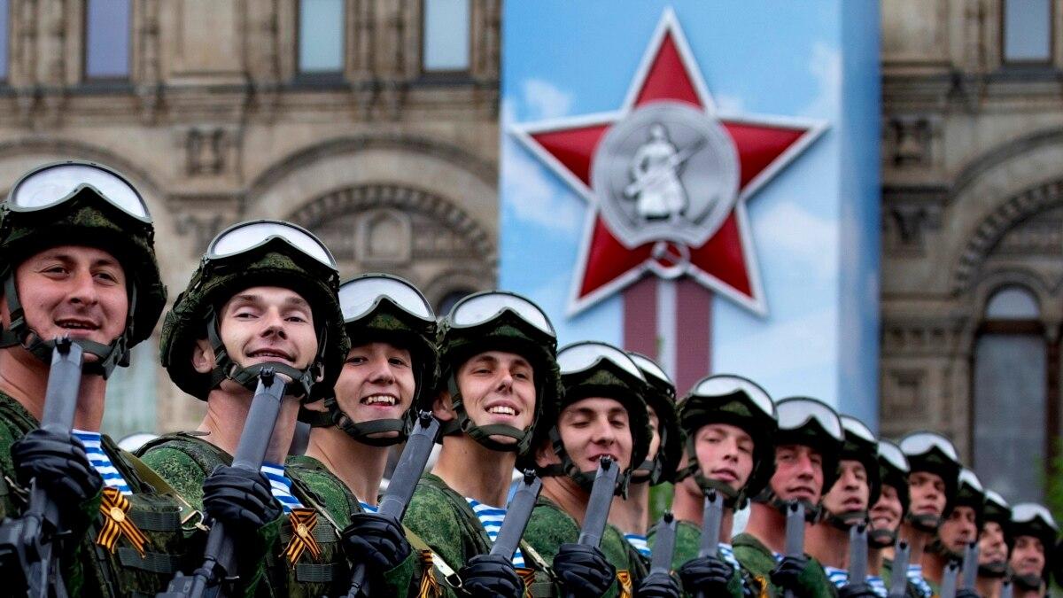 Парад Победы в Москве назначили на 24 июня