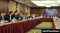 ნატოს კვირეული თბილისში (11-16.06.2012)