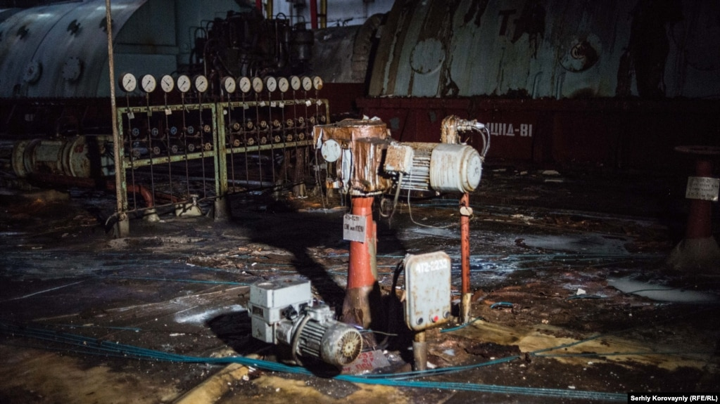 Exclusive: Inside Chernobyl's Radioactive Ruins