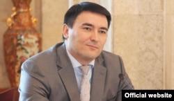 Рустам Теміргалієв, заступник голови Ради міністрів АРК