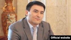 Рустам Теміргалієв, фото з кримського урядового порталу
