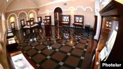 Մատենադարանը վերանորոգումից հետո