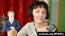 Маргарыта Верамейчык з галоўным героем