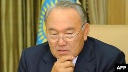 Қазақстан президенті Нұрсұлтан Назарбаев. Астана, 12 қыркүйек 2013 жыл.