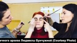 Мастер-класс Людмилы Бунчужной