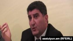 ԵՏՄ դատարանում Հայաստանի ներկայացուցիչ Արմեն Թումանյանը