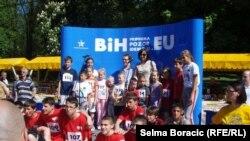 БиХ - трка за ЕУ во Сараево