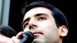 Majid Tavakoli has been one of the most prominent symbols of Iran's embattled student movement. (undated photo)