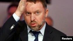 Российский миллиардер Олег Дерипаска.