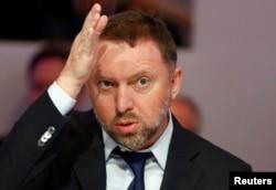 Russian tycoon Oleg Deripaska