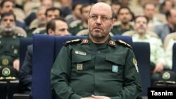 File photo - Former Defense Minister and current military adviser to Iran's Supreme Leader, Hossein Dehghan, undated.
